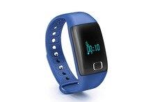 T1 Wasserdichte Intelligente Armband Armband Sport Bluetooth Pulsmesser Smartwatch Fitness Tracker für iPhone IOS für Samsung