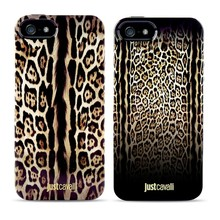 Luxury Puro Just Cavallis Leopard / Snake Print TPU Soft Case Silicone Cover for iphone 6 6S 6 Plus 5 5S SE 4 4S