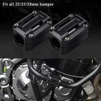 22/25/28mm Engine Guard Bumper For Honda NC700S NC700X NC750S NC750X XADV 750 XL 700 650V 1000V CB 400 500F/X 600F 750 1000 1100
