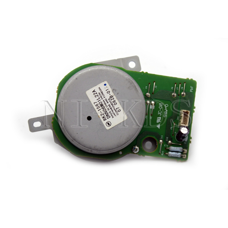 RK2-1567 Main Motor for Canon LBP 3300 3310 3360 3370 for HP 2014 2015 2727 1160 1320 3390 Printer part image