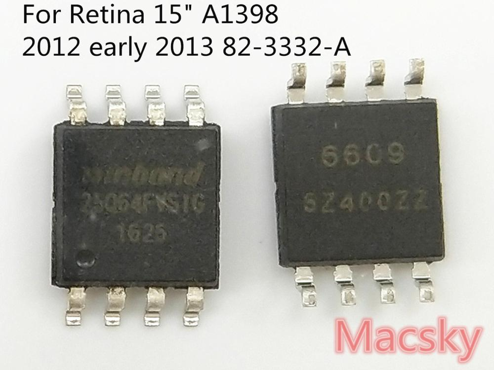 все цены на BIOS chip for Macbook Retina 15