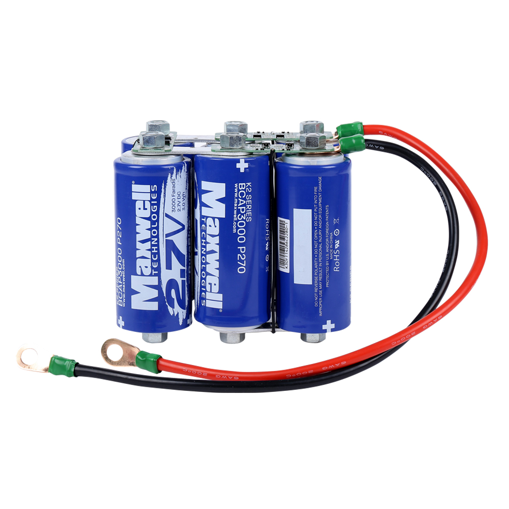 long life MaxWell ultra capacitor 16V 500F super capacitor