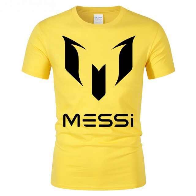 brand new 190cf 5b7f5 Lionel Messi Men's tshirt Barcelona World Cup Argentina fans T-Shirt men  woman soprt Fitness Tops tee boy street hop hip t-shirt