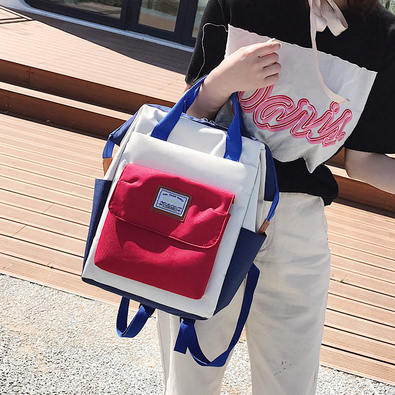 2019 Women Student Backpack Casual Best Travel Bag School Bag Fashion Shoulder Bag For Teenage Girl Rucksack Mochila Knapsack