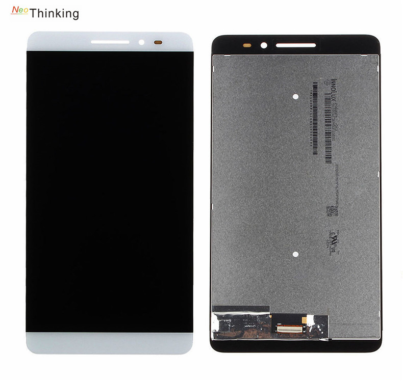 NeoThinking 8 Lcd Assembly For Lenovo Phab Plus PB1-770N PB1-770 Lcd Digitizer Touch Screen Replacement free shipping replacement lcd digitizer capacitive touch screen for lg vs980 f320 d801 d803 black