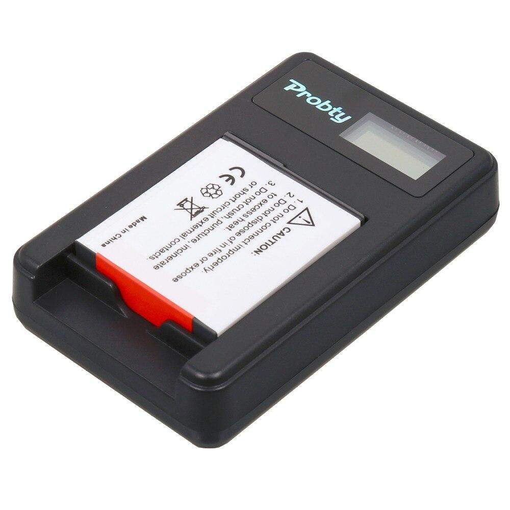 Probty NP-BG1 Batterie + Chargeur Pour SONY DSC W300 W220 W210 W130 H10 H50 H70 W290 HX7 HX10 HX30 WX10 H55 HX9 T20 T100 W55 H7