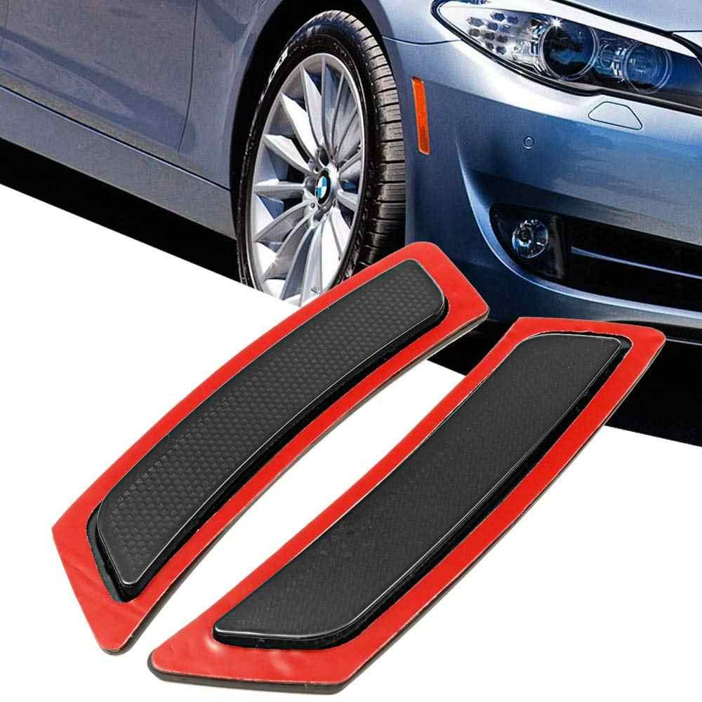2 Chiếc Pha Lê Khói Ống Kính Mặt Trước Dấu Fender Ốp Lưng Phản Quang Cho Xe BMW F10 5 2011-2014 Căn Cứ ốp Lưng Các Mô Hình