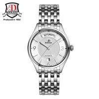 2019 BINKADA Automatic Watch Men Switzerland Watches Top Luxury Brand Watch Steel Strap Mechanical Watch Relogio Masculino