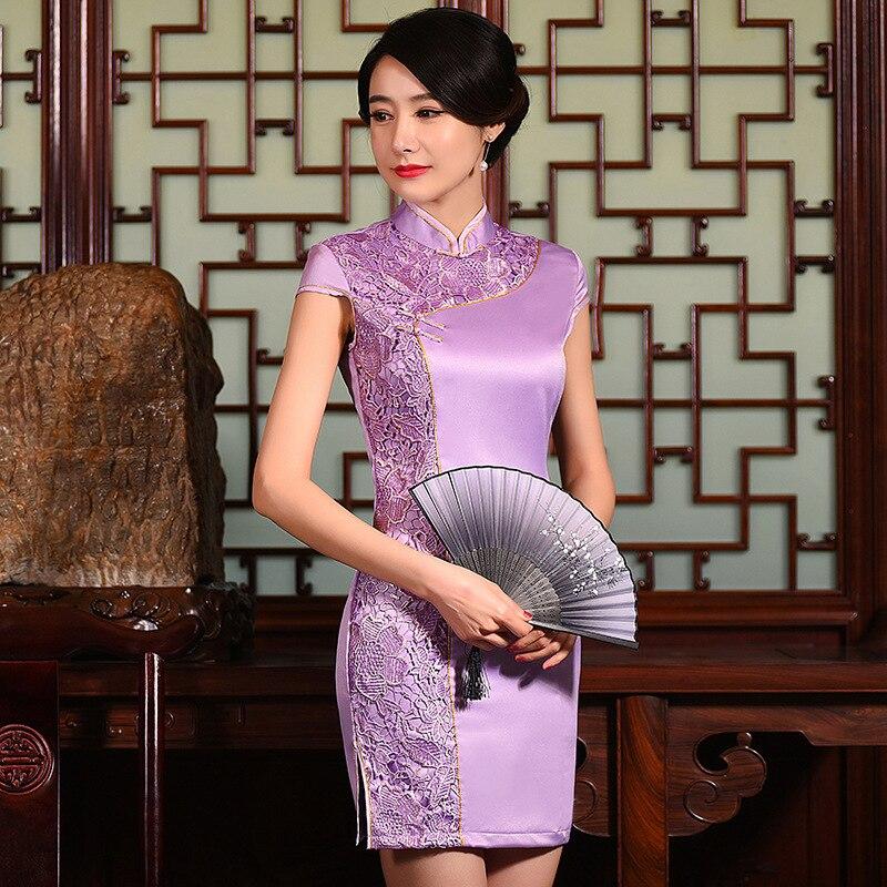 New Arrival font b Fashion b font Traditional Chinese Dress font b Women b font Silk