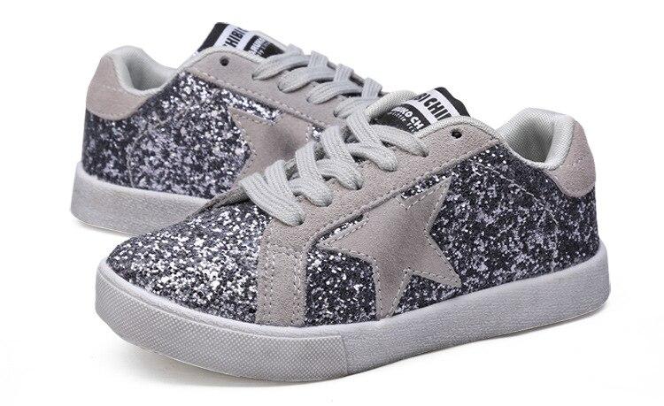 Aliexpress.com : Buy Glitter Kids Fashion Shoes 2016 ...