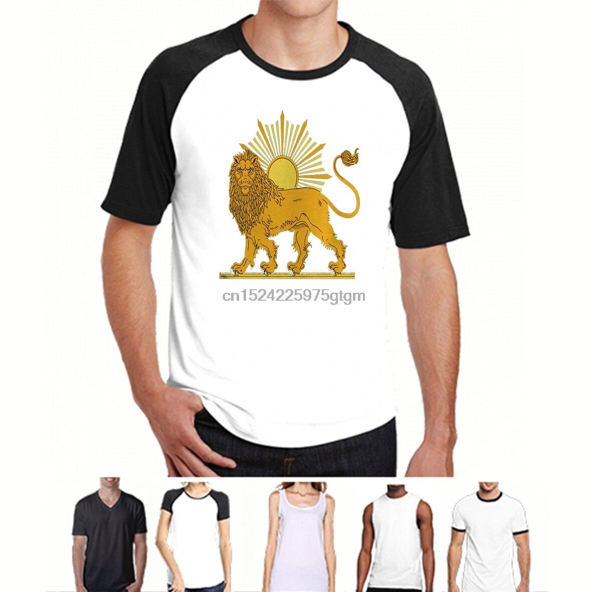 91e05acc333f Funny Men t shirt Women novelty tshirt Shiro Khorshid IRAN cool T-Shirt