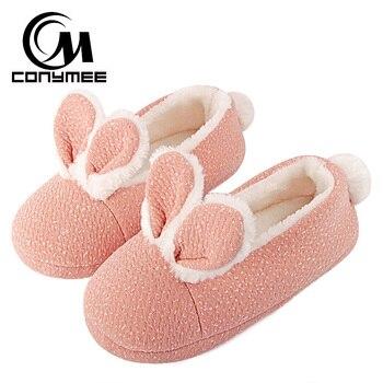 dd0dbd89 CONYMEE verano Lino Sandalias chanclas interior casa Zapatos Mujer invierno  zapatillas hombres playa Sandalias dulces colores Zapatos Mujer