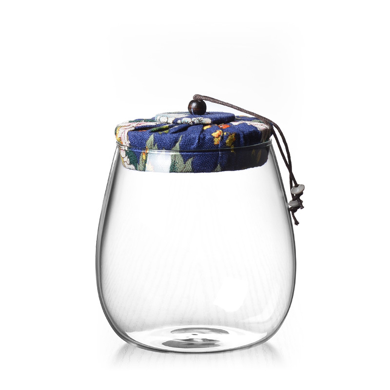 ELETON Kork Glas Teekanne Deckel versiegelte Flasche kreative - Home Storage und Organisation - Foto 6