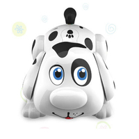 Electronic Pet Dog Interactive Puppy Robot Dog Responds to Touch, Walking, Chasing and Fun Activities