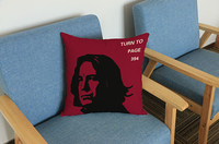 The Classic Film Harry Potter Character Mark Logo Pattern Pillow Sofa Cushion