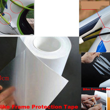 1pc anti-scratch Sticker cover Bicycle Frame Decal Tape Cycl