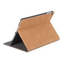 Retro PU Leather Ipad Case