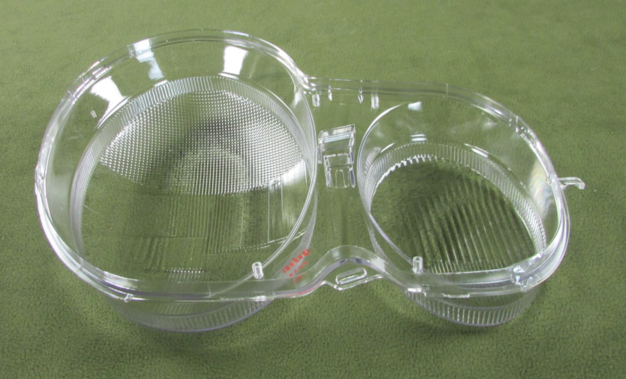 Image 2 - For 02 08 Mercedes Benz W210 E200 E240 E260 E280 Headlight Cover Transparent Shell Headlamp Shell Lampshade Glass lens 2PCS-in Shell from Automobiles & Motorcycles