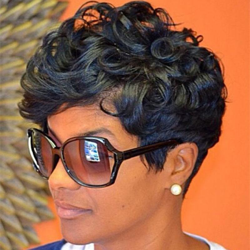 Short Curly Hairstyles Black Women Women Hair