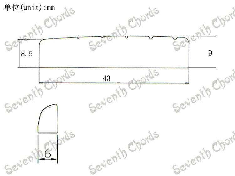 Guitar saddle diagram basic guide wiring diagram new a set bone acoustic guitar nut and bridge saddle set nut size rh aliexpress com saddle diagram on map english saddle parts diagram ccuart Choice Image