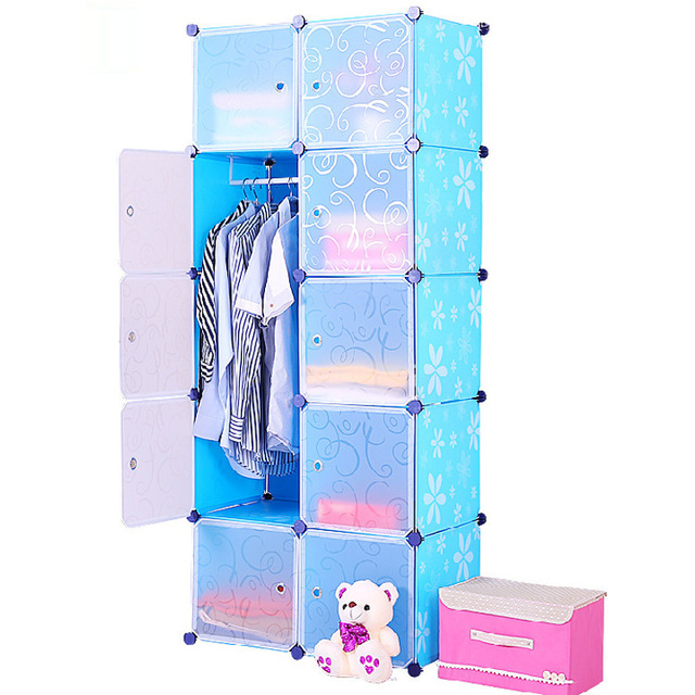 4 Grid Storage Cabinets Wardrobe Cabinet Diy Magic Piece Taobao Distributors A Band Hair