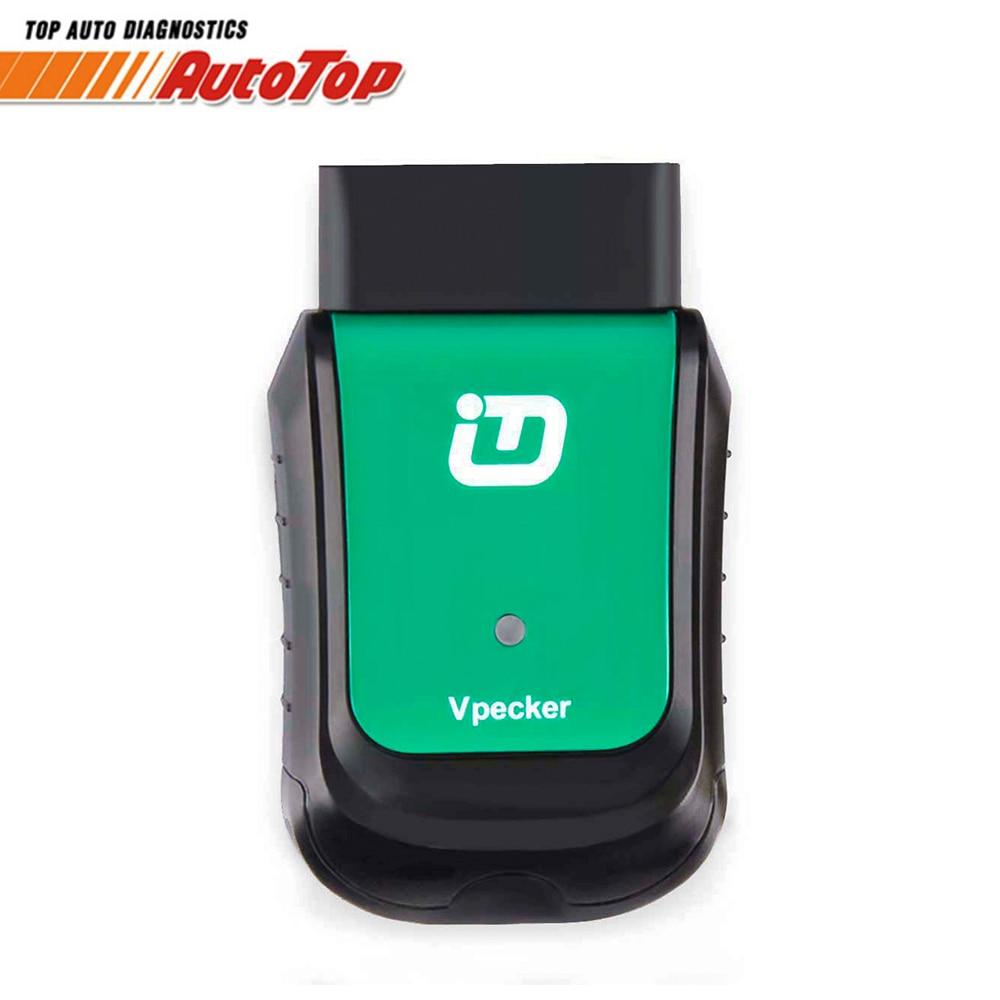 2018 Vpecker Easydiag V10.6 OBD2 Wifi Automobile Scanner Système Complet De Diagnostic Scanner OBD 2 Autoscanner Outil Diagnostique De Voiture