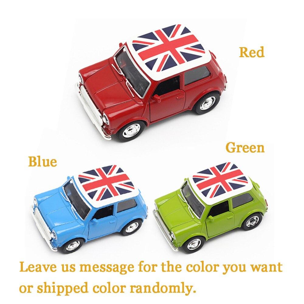 1 38 Pull Back Diecast Alloy Car Model Mini Cooper Toy Baby Children