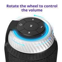 Bluetooth Portable Speaker Wireless Audio Receiver