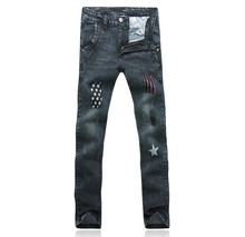 New 2015 High Quality Fashion Casual Men's Jeans  Jeans Men Jeans, Trousers Jeans Plus Size 28-34