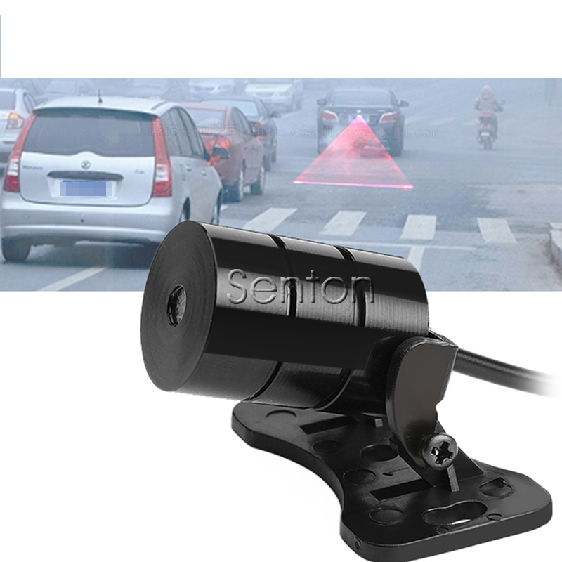 12V Warning Anti Collision Car Laser Tail Fog Light <font><b>LED</b></font> For <font><b>Renault</b></font> Laguna Megane 2 3 <font><b>Duster</b></font> Logan Clio Captur Seat Leon Ibiza image