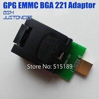 E-SOCKET SAM TP BGA 221 adapter für JTAG ATF box Freies verschiffen