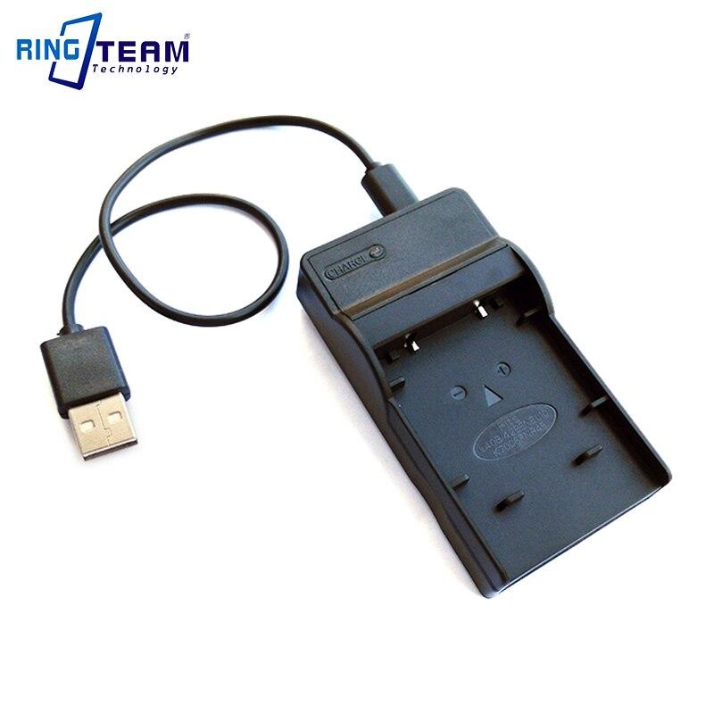 LI-40C LI-41C Li-42C USB Charger for Li-40B Li-42B Battery Fits Olympus Digital Cameras D630 D720 D730 FE150 FE160 FE190 FE220