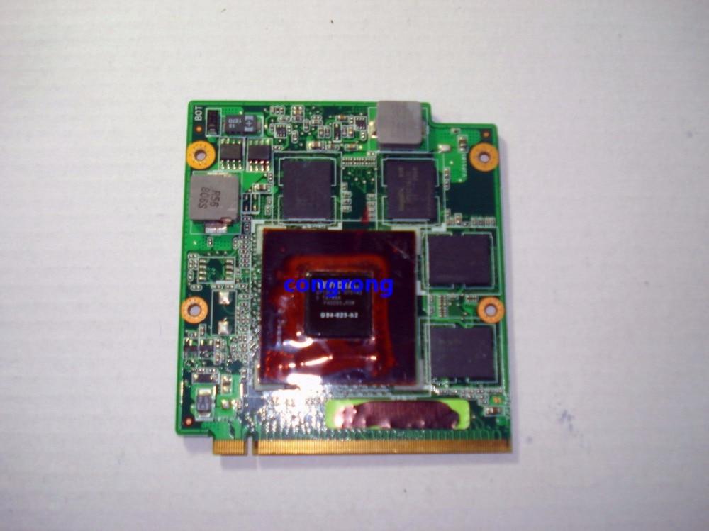 F8 NB8P 08G2041NV20I 9500M 512mb GS G84 625 A2 VGA Video Card For ASUS X55S X55SV X56S F8 F8S F8SN M50SV F8SV