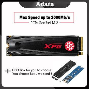 ADATA SSD 256GB M.2 XPG GAMMIX S11 Lite HD SSD m2 HDD hard drive 512G Solid State Drive disk for Laptop PCIe M.2 2280