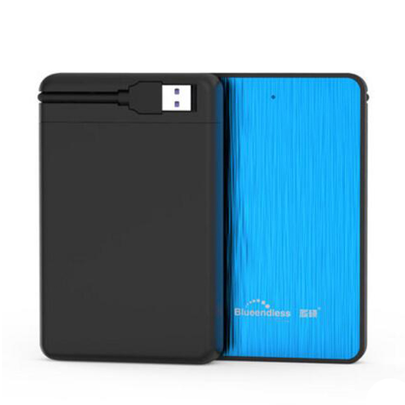 external 1TB mechanical hard disk 5400rpm 8M cache capacity tool free 2.5 sata USB 3.0 hdd enclosure disc for notebook/desktop ugreen hdd enclosure sata to usb 3 0 hdd case tool free for 7 9 5mm 2 5 inch sata ssd up to 6tb hard disk box external hdd case