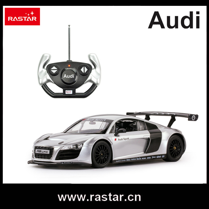 rastar licensed rc 114 audi r8 remote control
