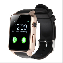 GT88 Smart Watch Inteligente Relogios Pedometer Heart Rate SIM TF Card Bluetooth SmartWatch For  IOS Android