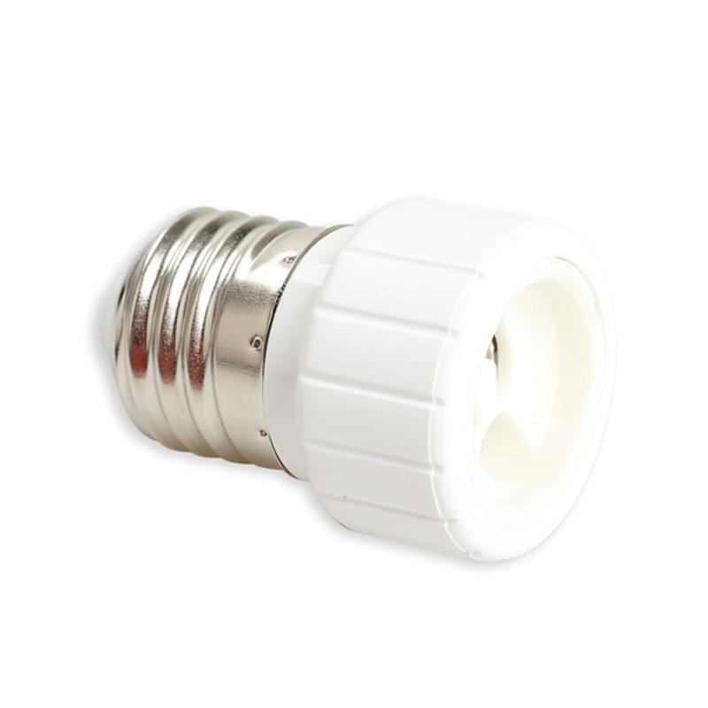 1PCS E27 To GU10 Light Lamp Bulb Adapter Converter LED Socket Holder Lamp Holder Converter adattatore lampadina