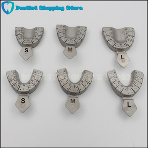 Image 5 - Dental Implant Impression Tray Removing Segments Position of the Abutments