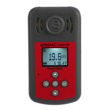 Oxygen-Meter Monitor-Detector O2-Gas-Tester Automotive Handheld Mini with Lcd-Display