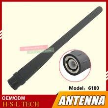 Рация резиновая антенна 144/430 МГц bnc двухсторонняя радиоантенна