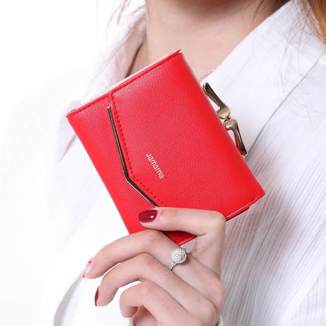 Women's Vintage Leather Wallets
