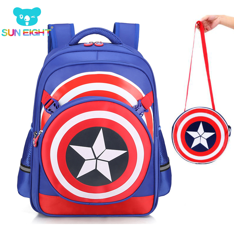 New Arrival Mochilas Escolares Infantis Kids School Bag Boy's Backpack Fashion School Bag School Backpack Waterproof Kid's Bags
