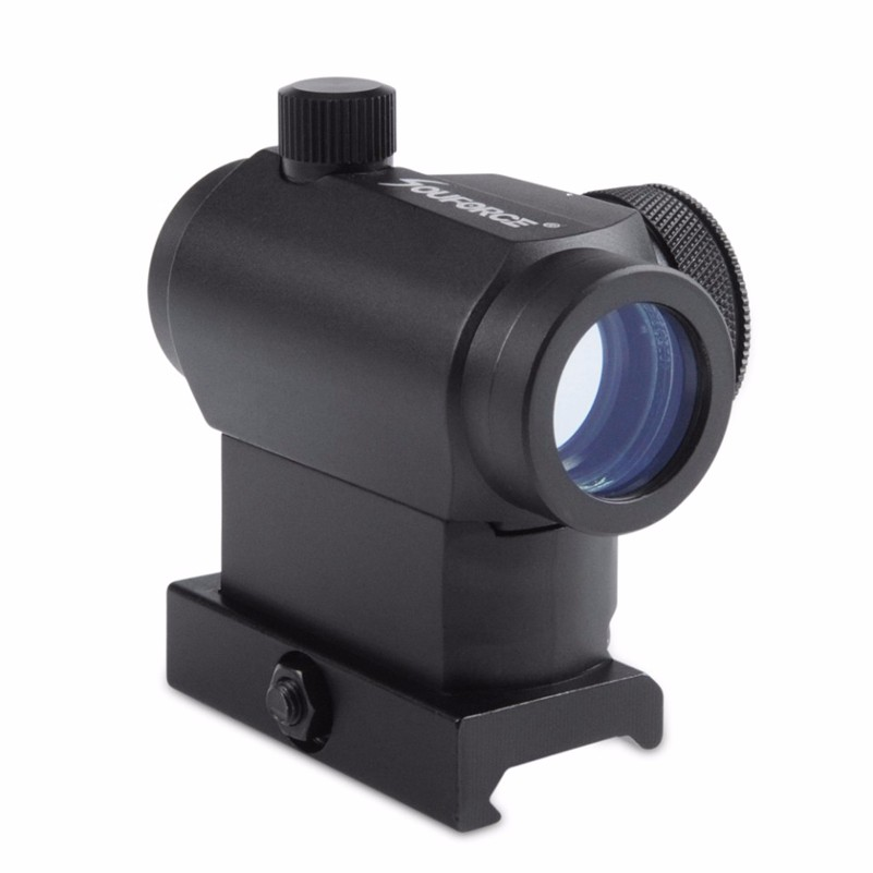 QD Visoka Crvena Zelena Točka Holografski Prizor Riflescope Brzo - Lov - Foto 6
