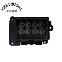 for Epson DX7 Printhead F189010 Original Solvent Manifold / Adapter printer parts