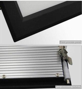ขายร้อนสุดสดใสปิดภาคเรียนตารางปิดภาคเรียนโคมไฟLed 12วัตต์LEDจุดไฟLEDตกแต่งเพดานโคมไฟAC85-265V