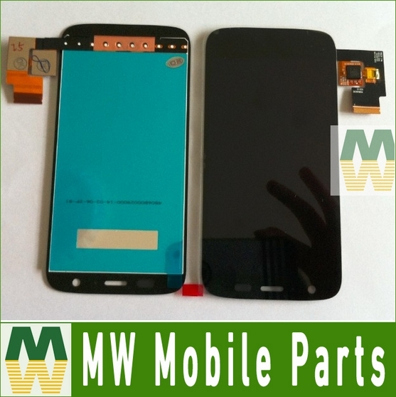 10PCS /Lot  Original quality LCD Display + Touch Screen Assembly  Digitizer For Moto G XT1032