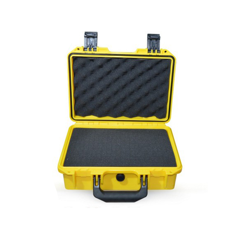 SQ3020 Instrument Plastic Injection Mold Tool Case with foam new injection plastic mold for vehicle portable heater case china supplier