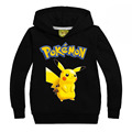 Pokemon Shirts Kids Autumn New Style Cartoon Long Sleeve Children Pokemon Boys T-shirts Camiseta Infantil Menino