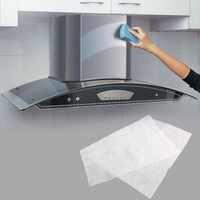 Filtro de aceite de papel de filtro de aceite de gama no tejida para cocinar limpio
